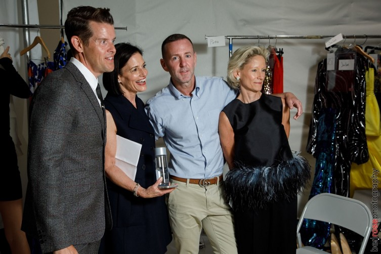 Jeffrey Fashion Cares 25th Anniversary (Photo by Ben Rose)