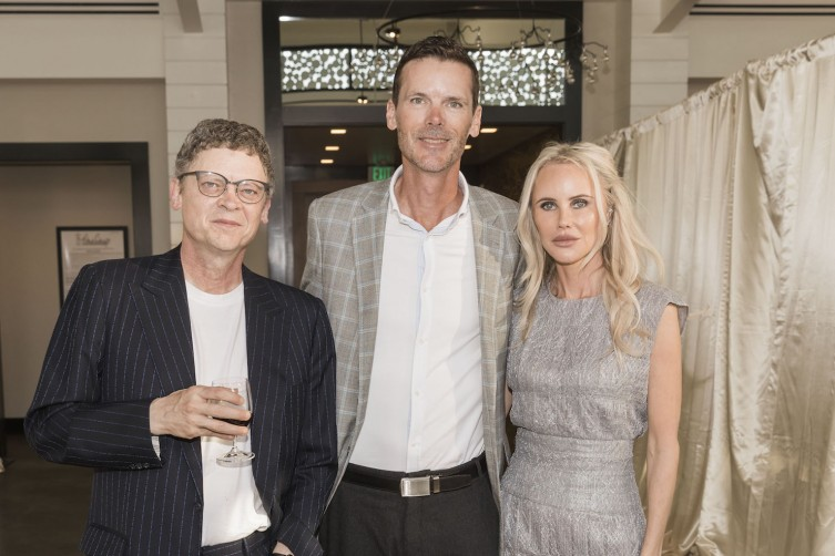 NAPA, CA - September 16 -  Vanessa Getty attends The Arts + Earth Initiative: An Evening of Wine and Words on September 16th 2017 at Odette Estate in Napa, CA (Photo - Drew Altizer)