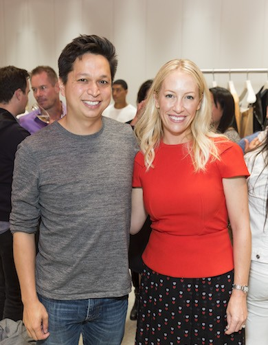 Acne Studios celebrates the opening of Geary Street store in San Francisco with entertainment provided by Spotify Premium