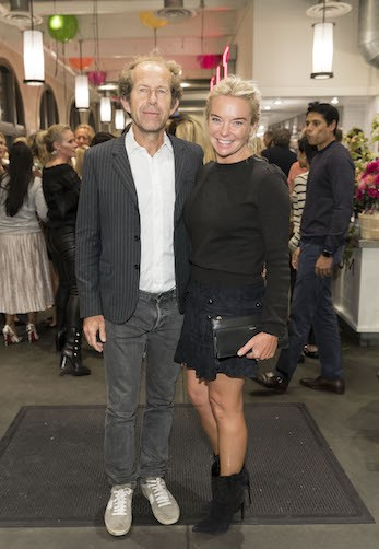 MATCHESFASHION.COM and Alexis Traina Host FROM NAPA WITH LOVE Book Launch