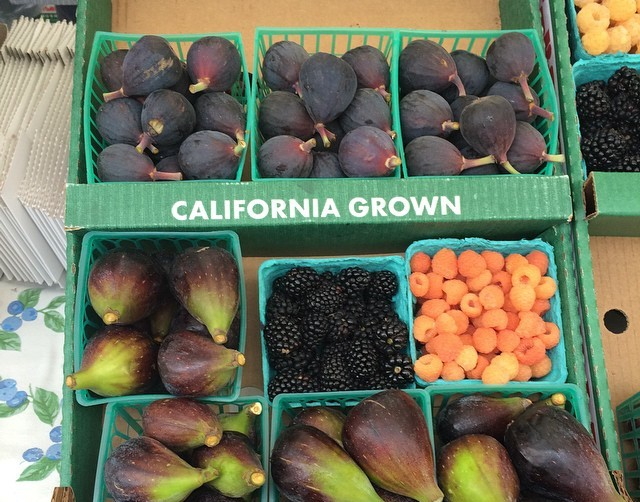 California-grown fare from Forage LA