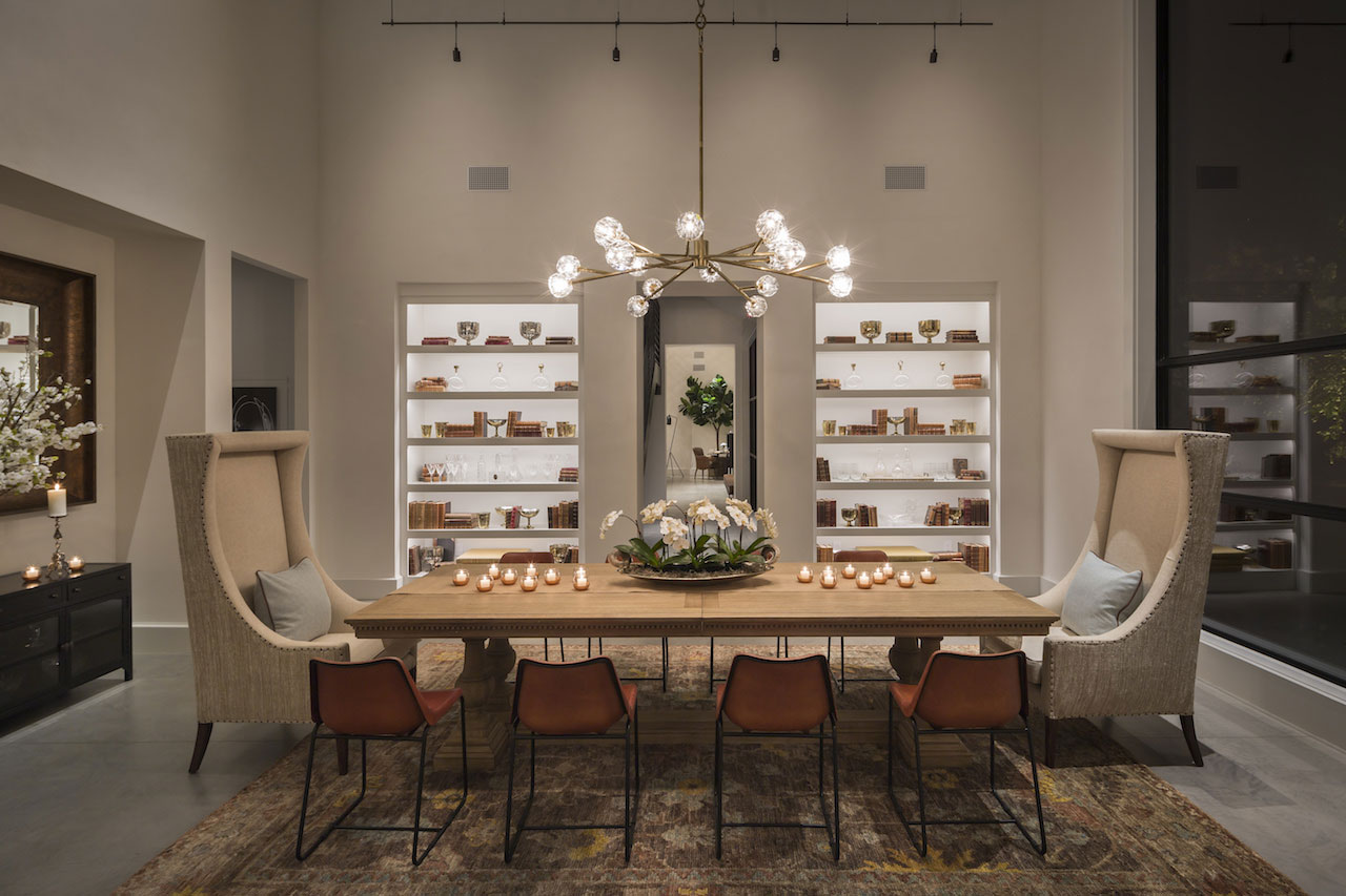 Cunningham's dining room