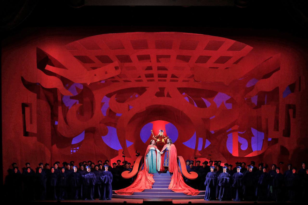 Turandot's happy ending