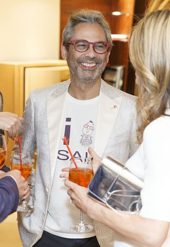 ISAIA Store Opening