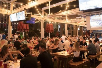 6 Of The Greatest Sports Bars For Football Sunday beer park haute living las vegas