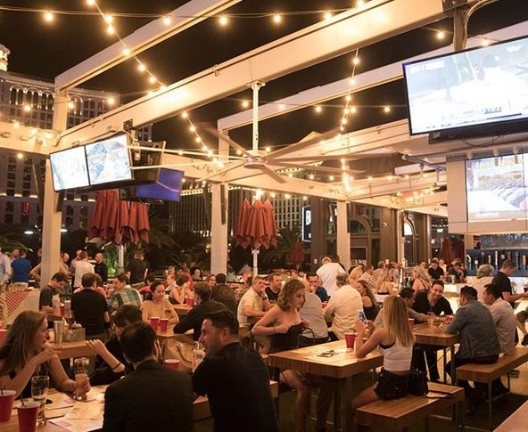 6 Of The Greatest Sports Bars For Football Sunday