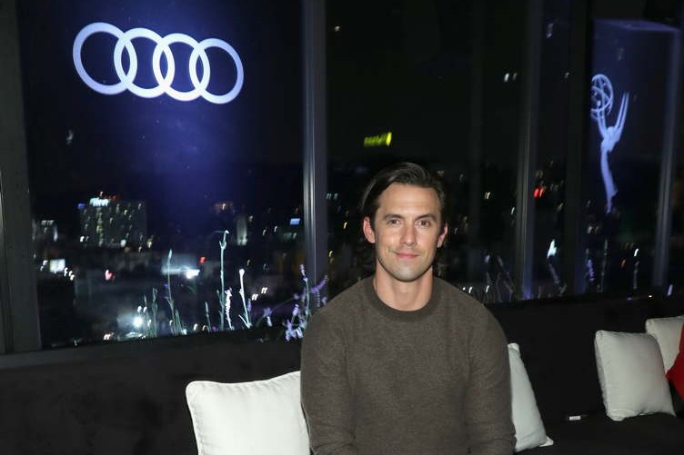 Milo Ventimiglia at Audi Celebrates the 69th Emmys at The Highlight Room at Dream Hollywood on September 14