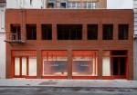 Acne Studio's storefront