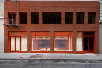 Acne Studios San Francisco 2