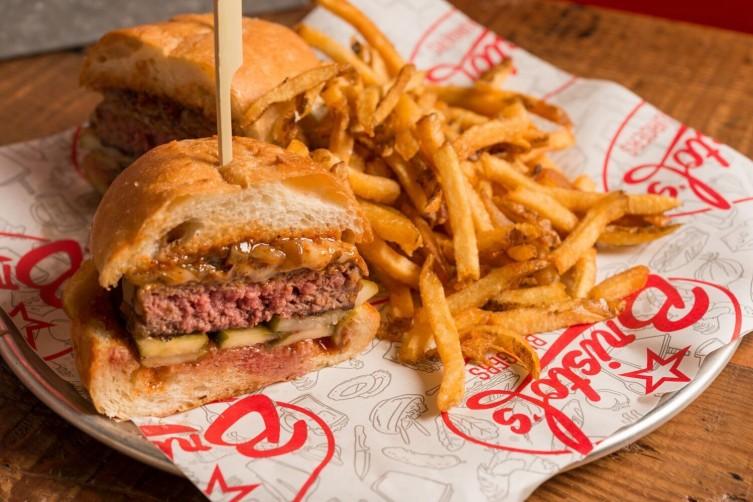 Burger and Fries (1) BRISTOL'S BURGERS