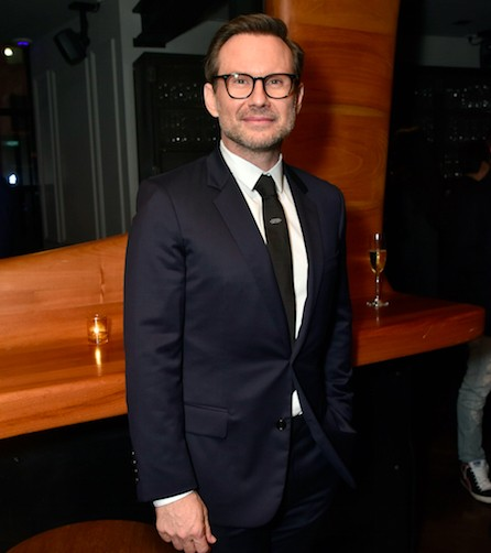 Haute Living and Dior Homme Celebrate Christian Slater at Esther & carol