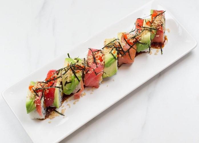 Earls Sushi Roll