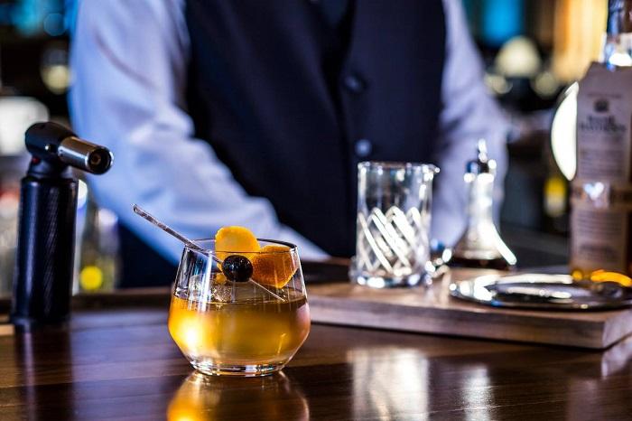 Eddie V's Cocktail