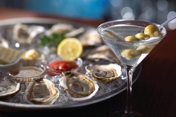 Eddie V's Oysters