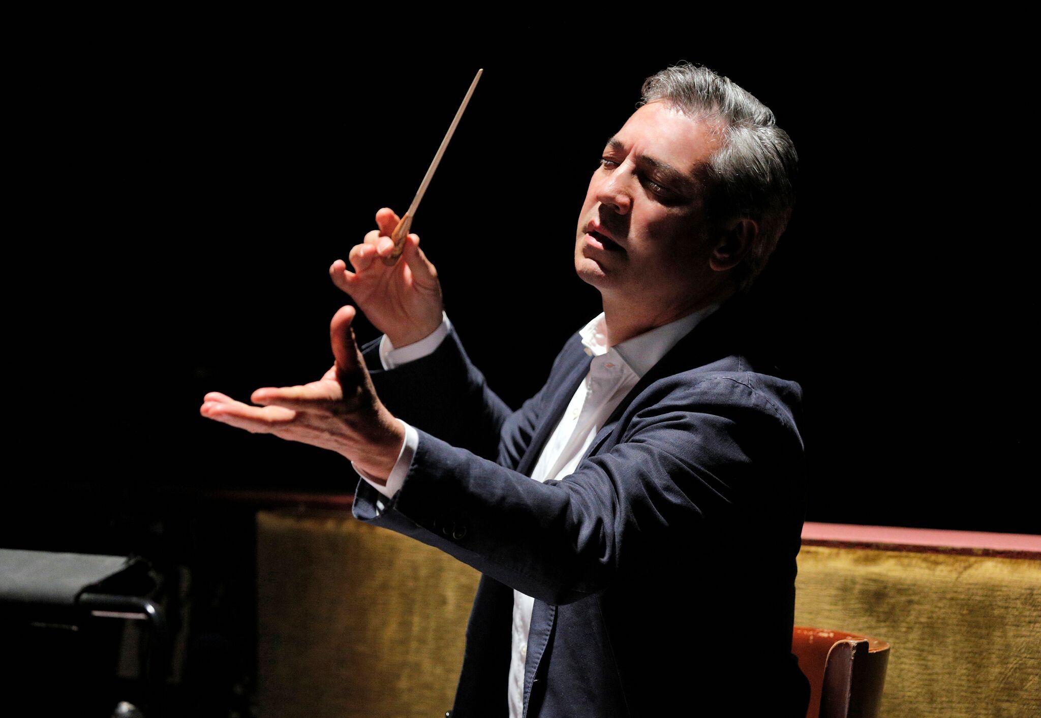 The ball marks the start of Nicola Luisotti's last season with the Opera