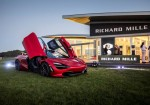 Richard Mille Brings Retro Cars, Luxury Vehicles And Watches To The Bridge