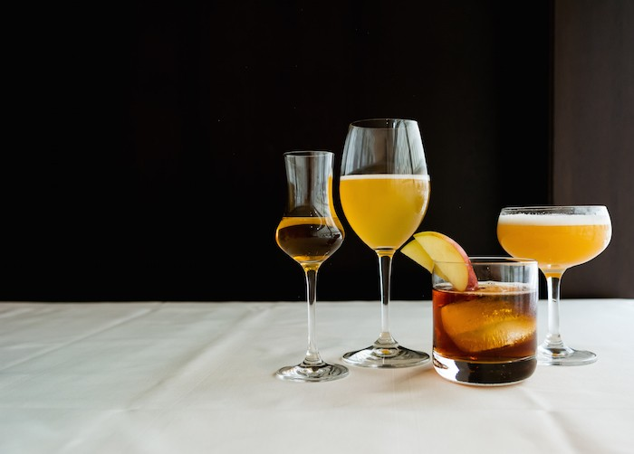 Fall Friday cocktails