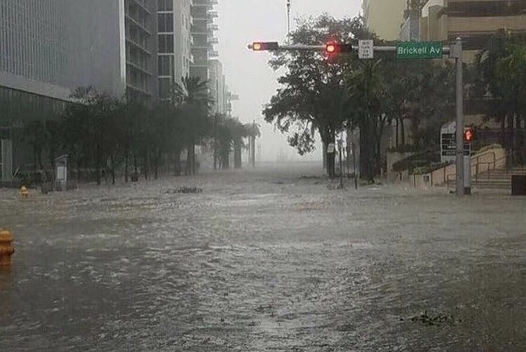 brickell avenue hurricane irma