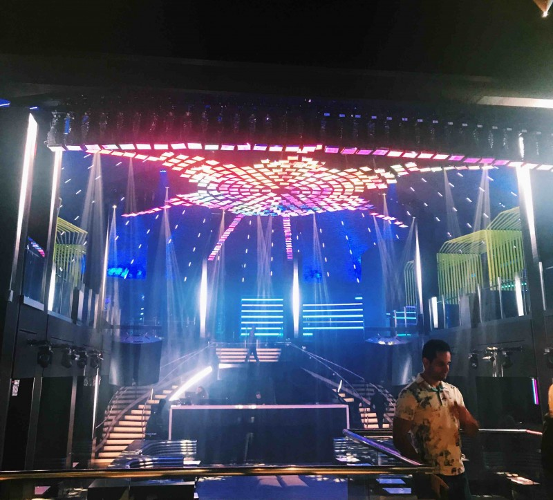 LIV nightclub renovations