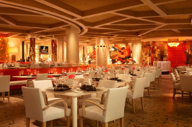 most expensive restaurants in las vegas lakeside restaurant wynn haute living tita carra