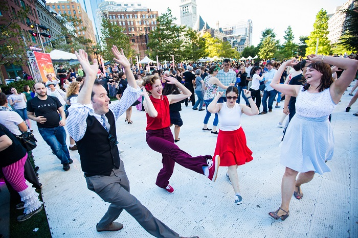 Lets Dance Boston Swing