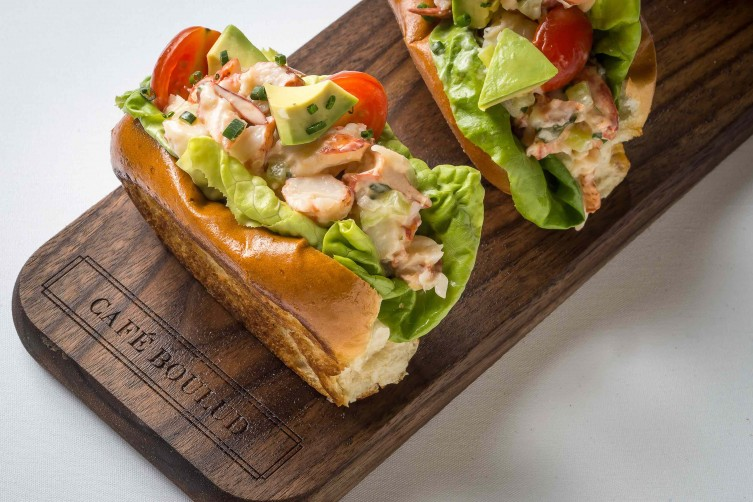 Maine lobster rolls at Café Boulud