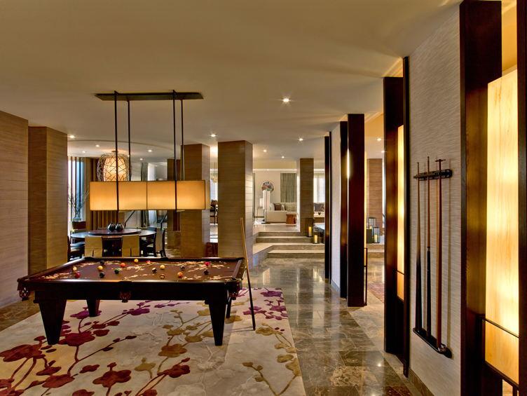Nobu Hotel Villa Living Room