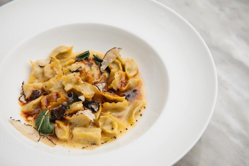 Cecconi's pasta