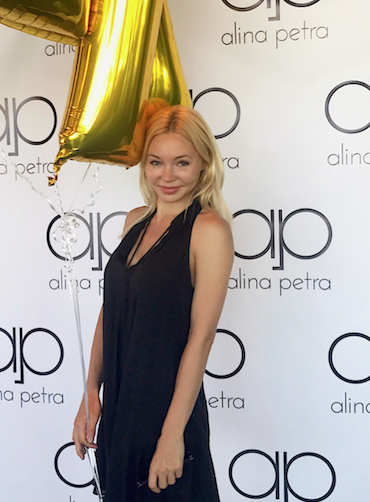 CEO and Designer Alina Petra