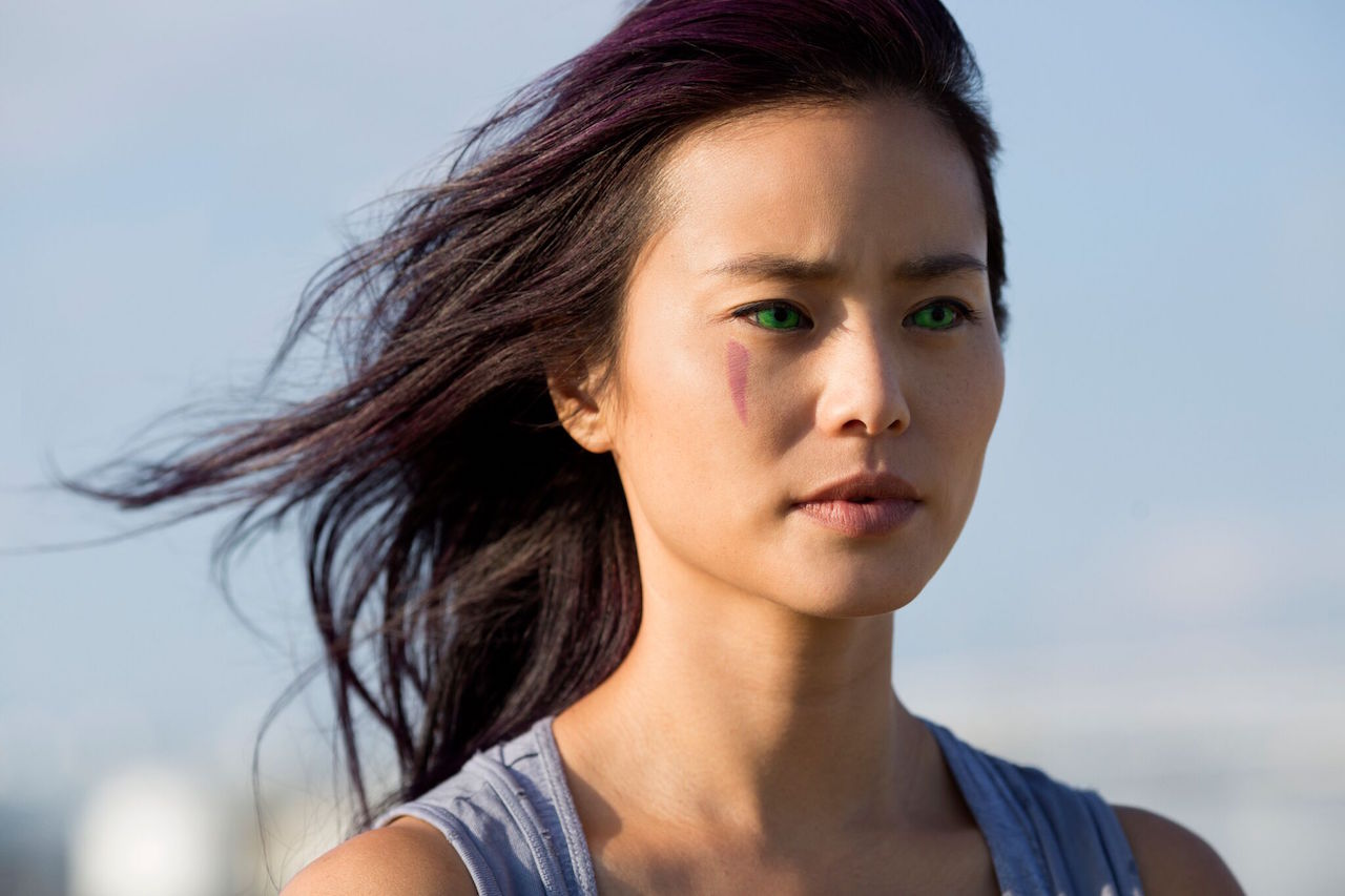 Chung as Blink in 'The Gifted,' which premieres Monday, October 2 at 9:00 p.m. ET/PT on Fox.