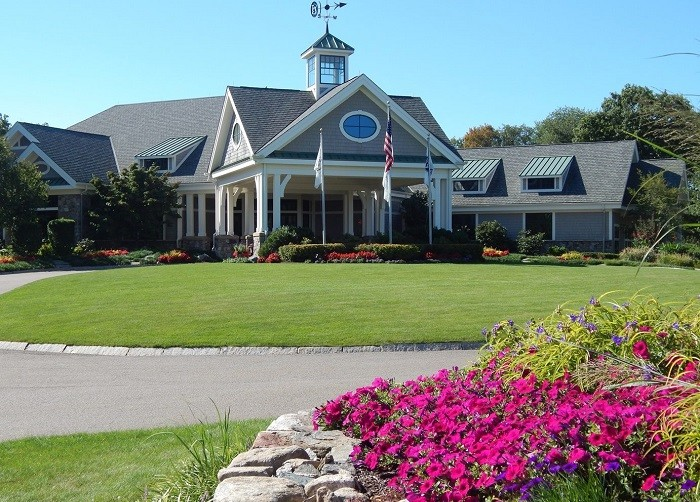 TPC Boston Clubhouse