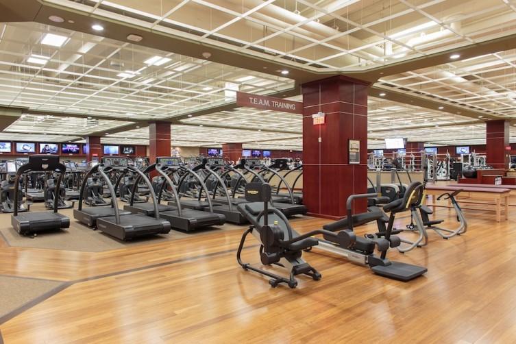 What's Happening At This Prestigious Local Gym In October haute living yoga las vegas tita carra