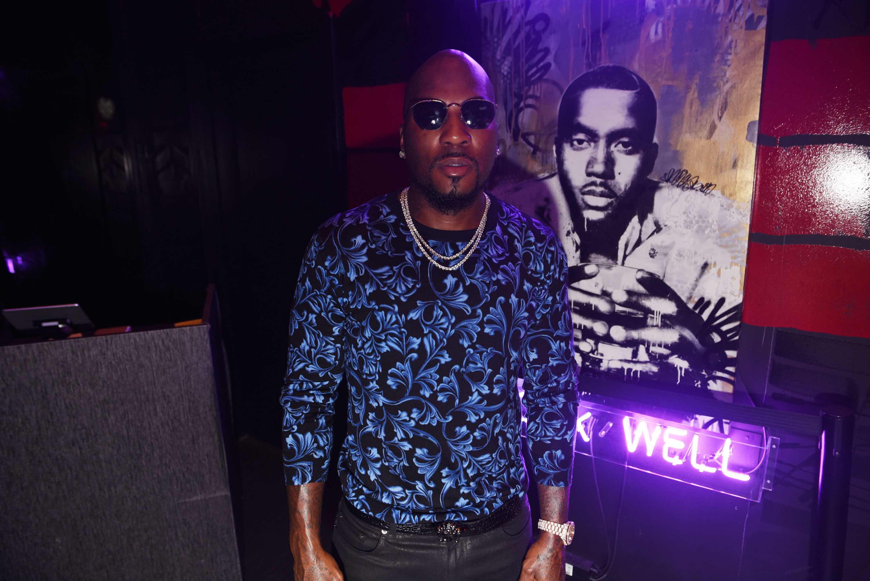 Jeezy Performing at Rockwell Nightclub on Saturday, September 2nd, 2017.