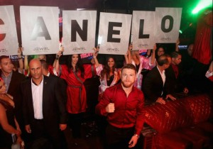 canelo after party at jewel kesha performs las vegas haute living tita carra