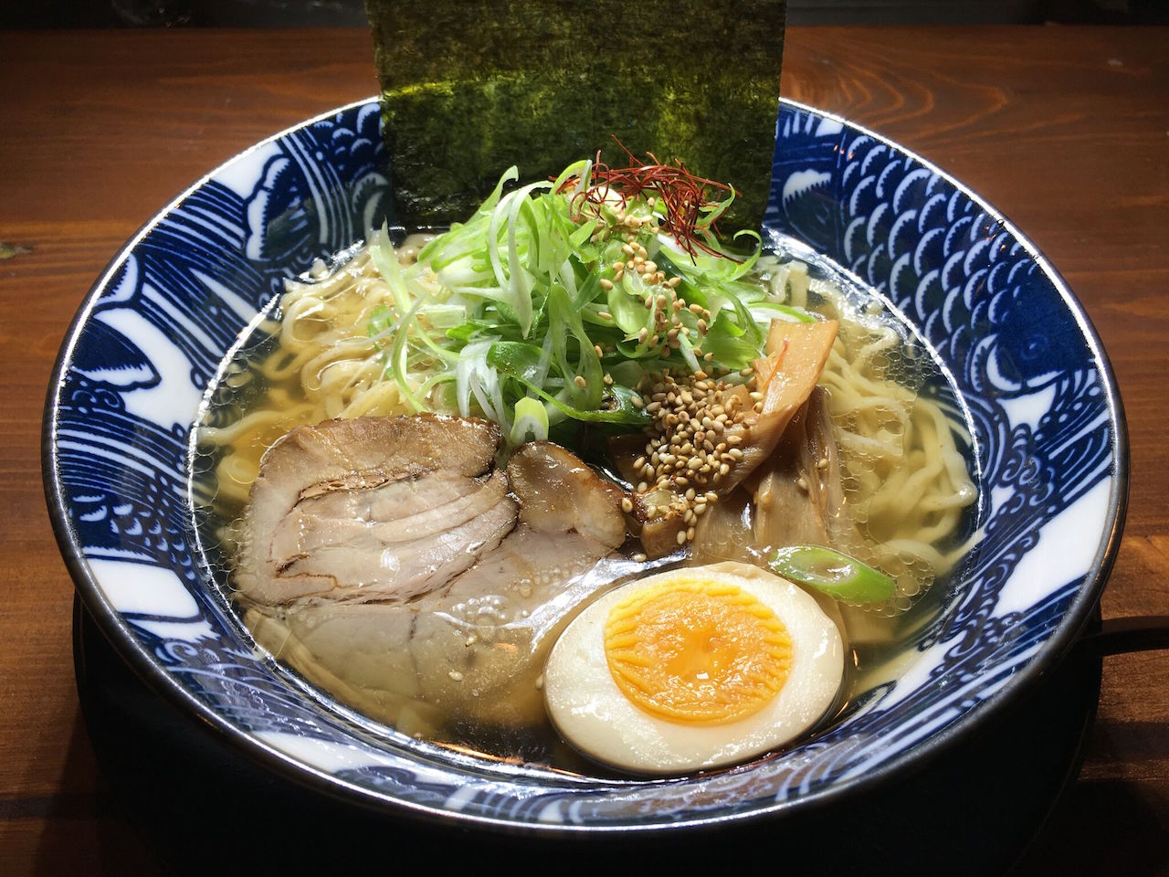 Hinodeya's ramen at last year's J-Pop Summit