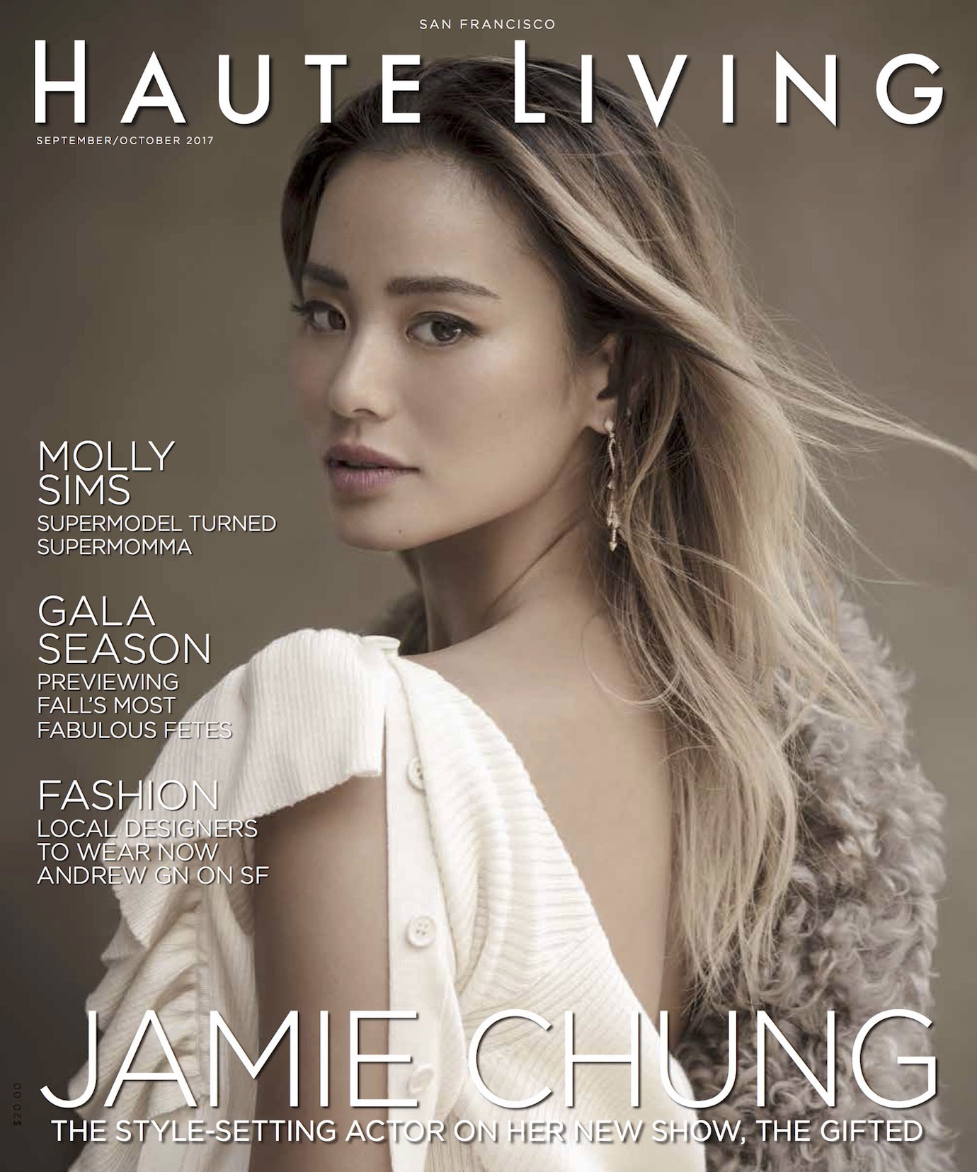 Haute Living San Francisco September/October 2017