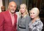 Christian Louboutin Mingles With SF's Fashion Set At Shop Party