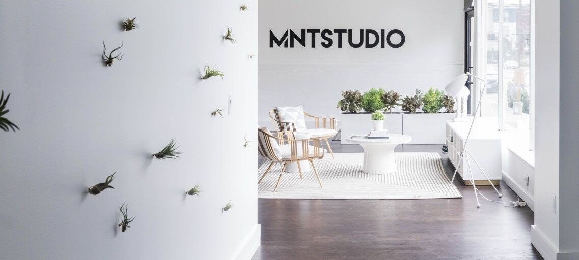 A Remodeled MNTStudio Brings Chicness To SF Fitness Community
