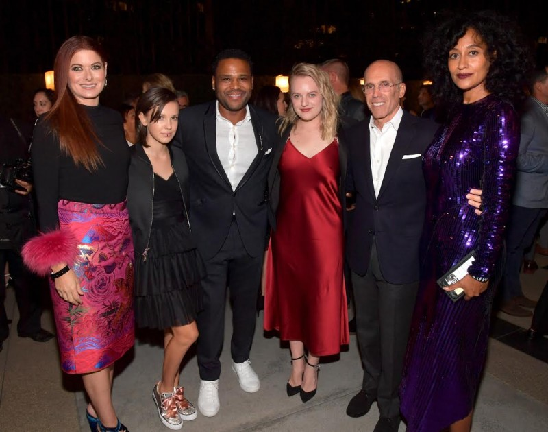 MPTF's Evening Before Emmys at The Century Plaza Hotel on September 16