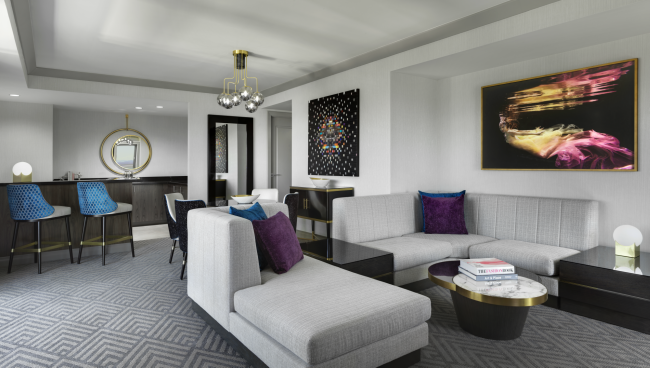 wraparound terrace suite the cosmopolitan of las vegas Here's How The Cosmopolitan of Las Vegas Is Redefining Luxury Hospitality