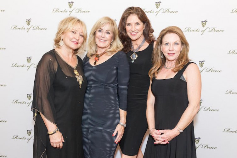 Roots of Peace 20th Anniversary: Mines to Vines Gala