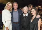 SAN FRANCISCO, CA - October 19 -  Jennifer Montana, Joe Montana, Glenn Close and Kristi Yamaguchi attend BRING CHANGE TO MIND's Annual Revels & Revelations on October 19th 2017 at Bimbo's 365 Club in San Francisco, CA (Photo - Drew Altizer)