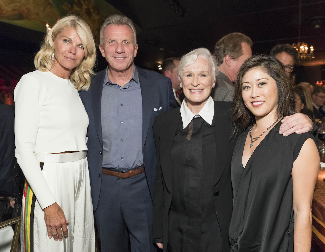 Glenn Close Hosts Charity Event In San Francisco