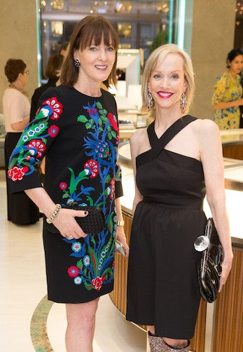 Tiffany &Co. along with The SF Ballet hosts a Cocktail Event 2017