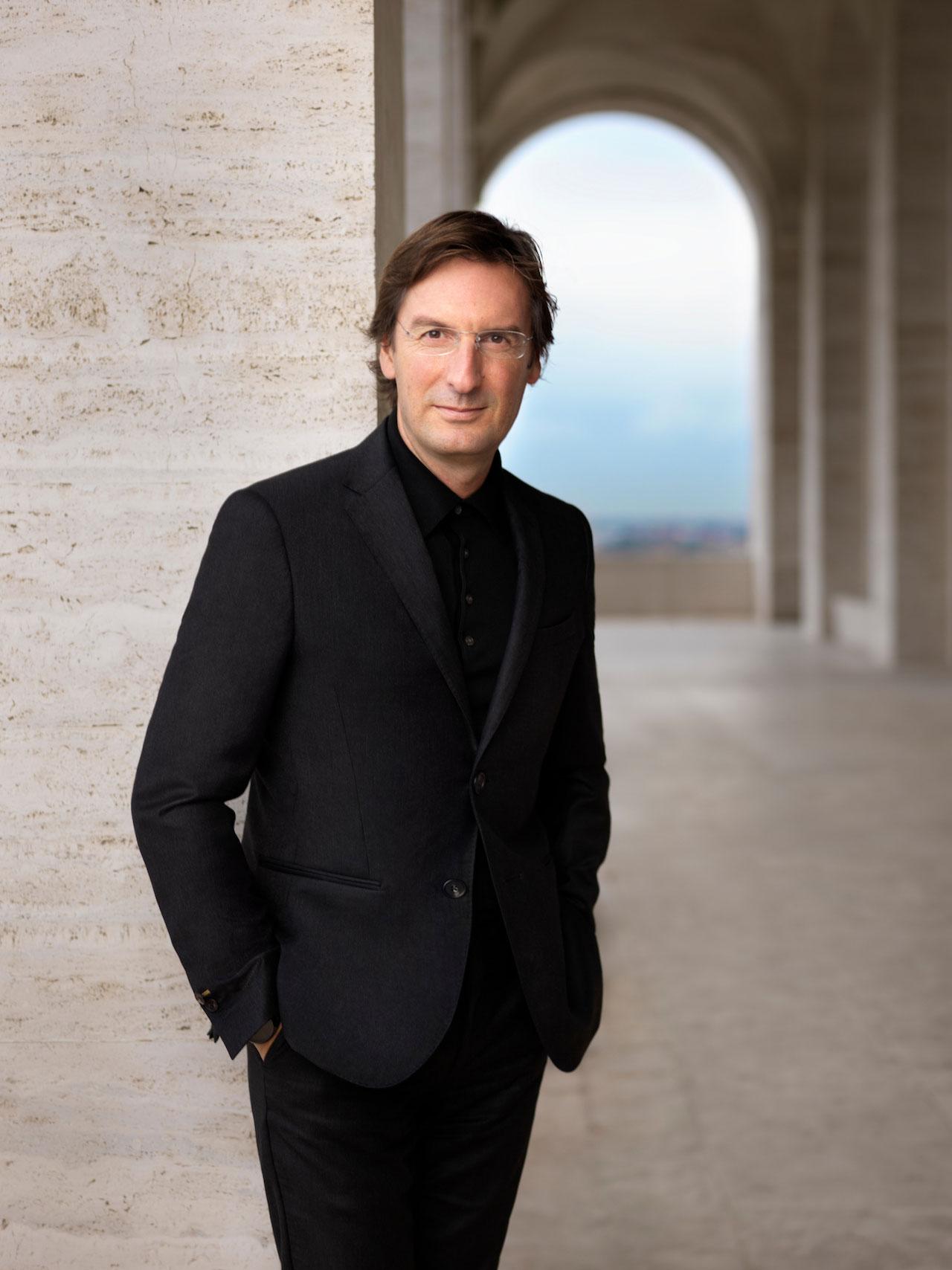 Fendi's CEO Pietro Beccari