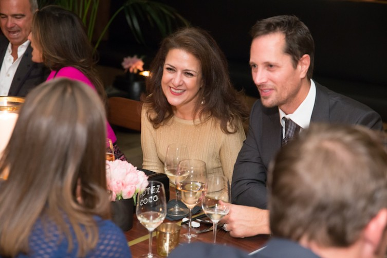 CHANEL Dinner Benefiting California Pacific Medical Center