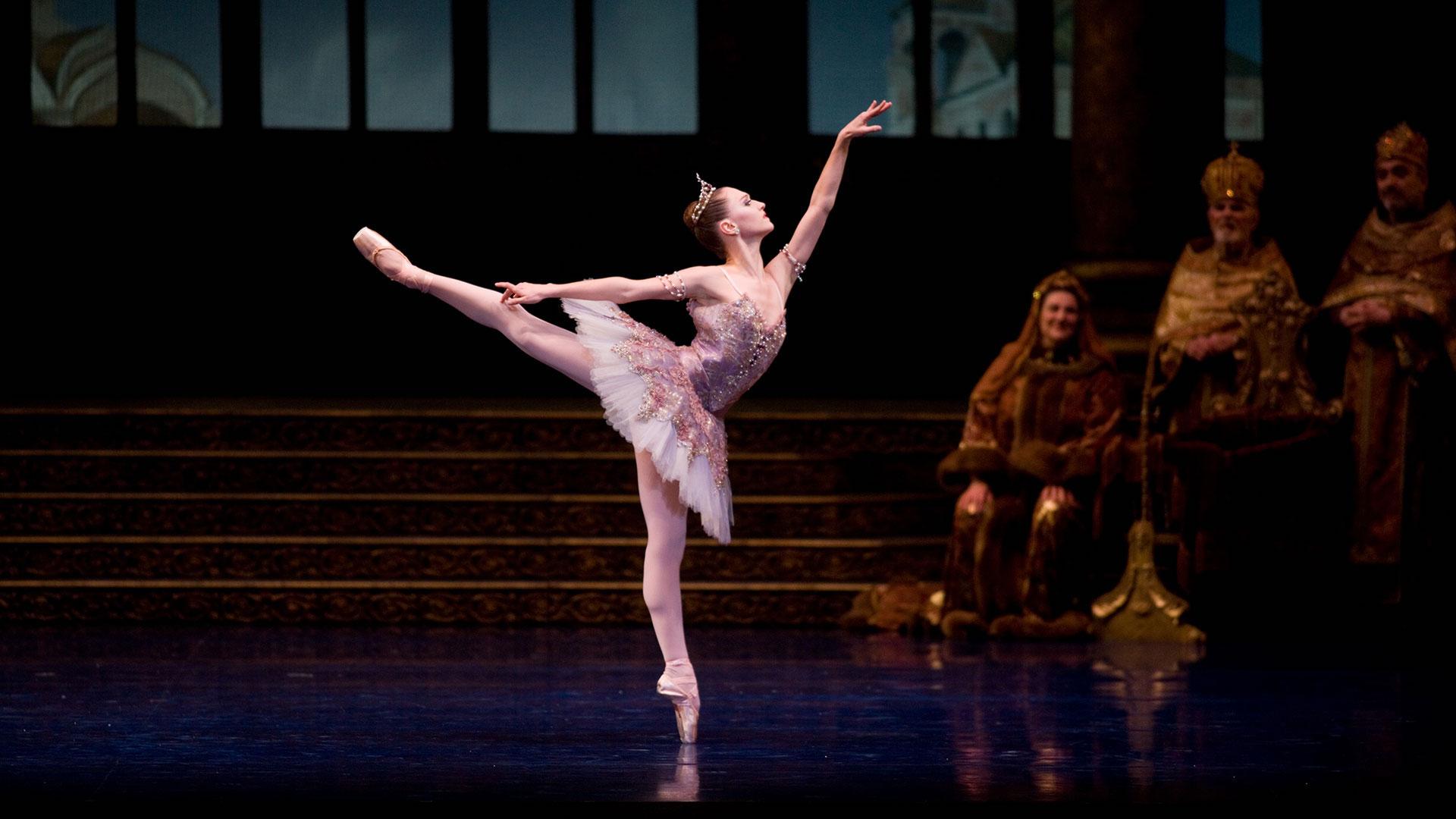 Sarah Van Patten in Tomasson's The Sleeping Beauty