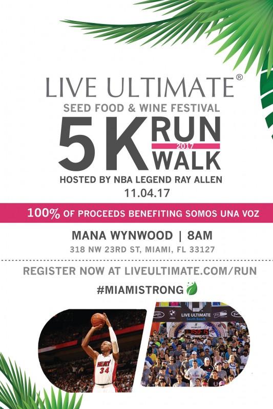 Live Ultimate 5K