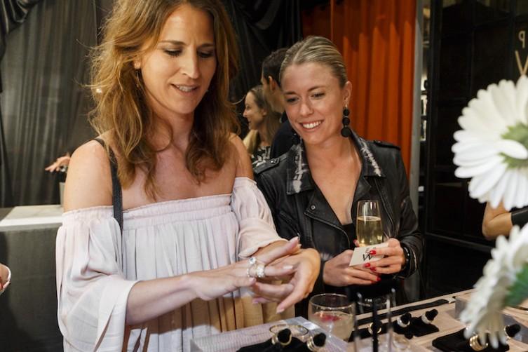 Emily P. Wheeler Fine Jewelry Launch at Jay Jeffers