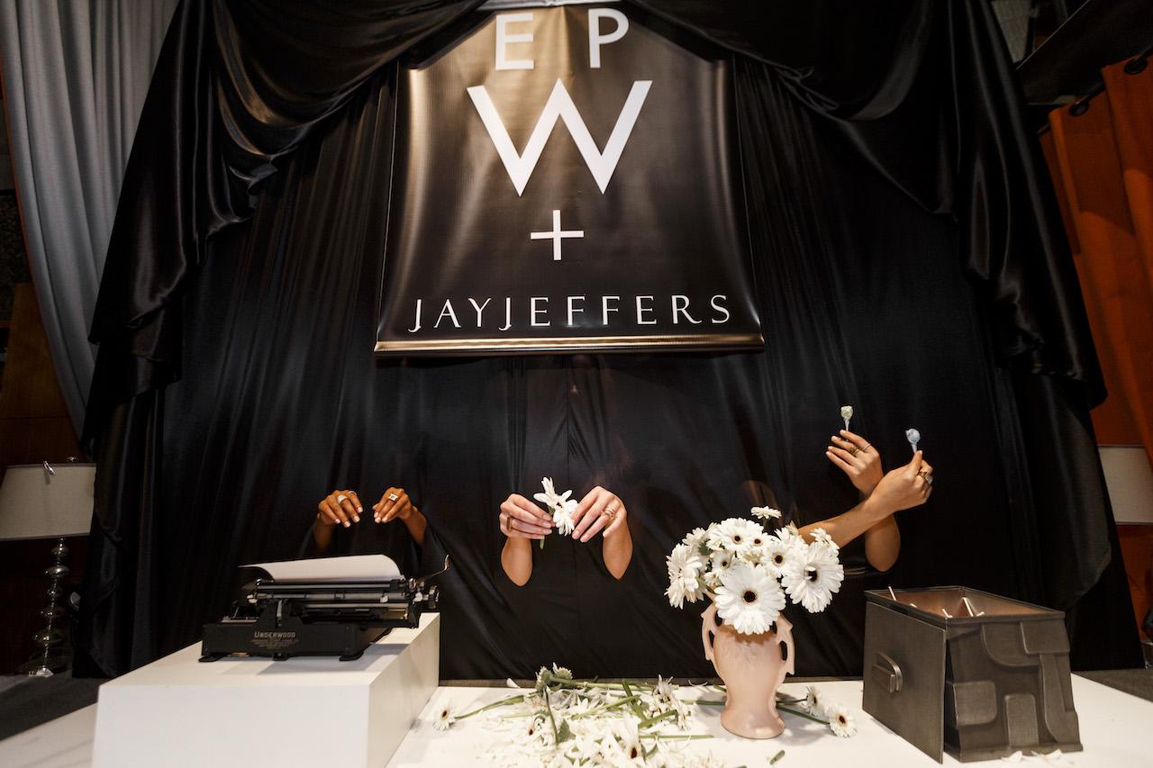Hand models wear EPW's jewels